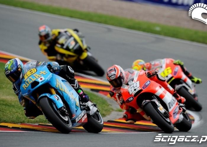Corner MotoGP