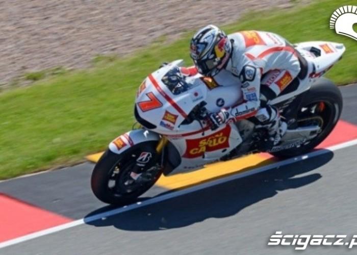 HondaGresini Sachsenring Aoyama