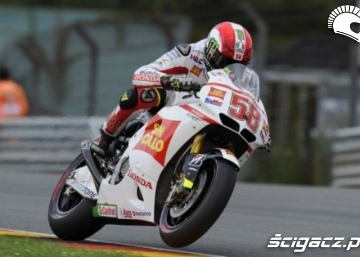 HondaGresini Sachsenring Marco