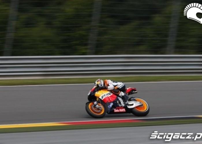 HondaRepsol Sachsenring Dani Pedrosa