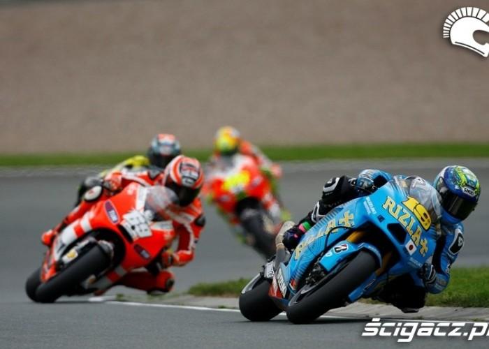 Na czele Suzuki MotoGP