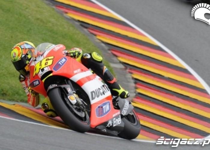VR46 MotoGP Sachsenring 2011