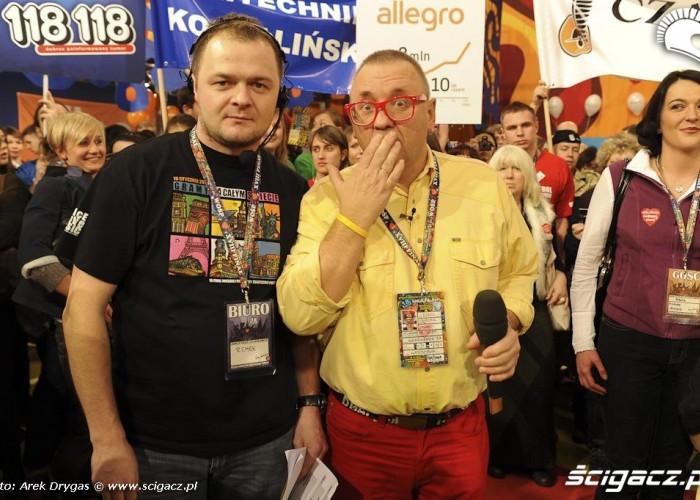 Jurek Owsiak UPS WOSP 18final Arek Drygas 06