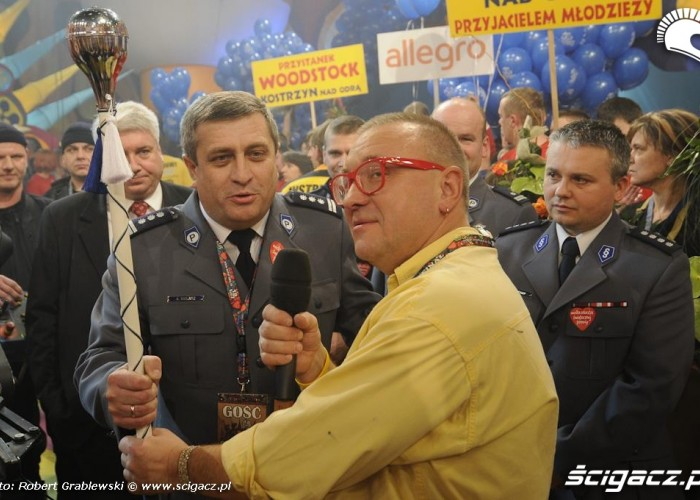 policja WOSP 18final Robert Grablewski  ROB0375