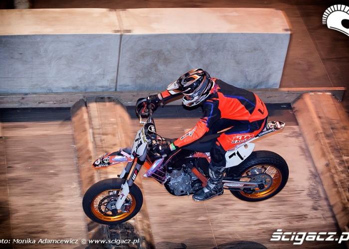 Super moto cross budapeszt