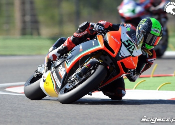 Eugene Laverty Imola 2012