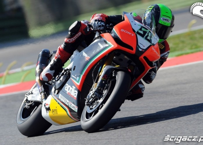 Eugene Laverty RSV