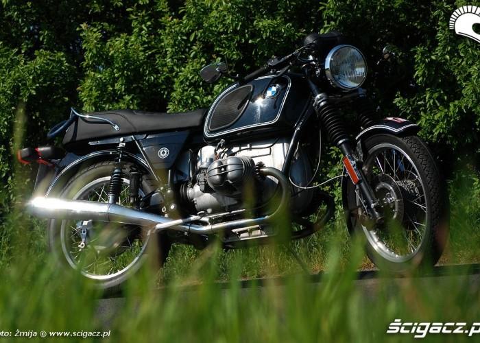 Motocykl BMW R90 6