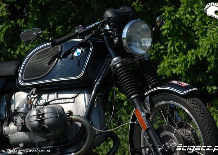Stare BMW R90 6
