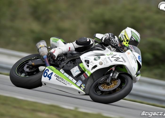 jezdziec Supersport Brno