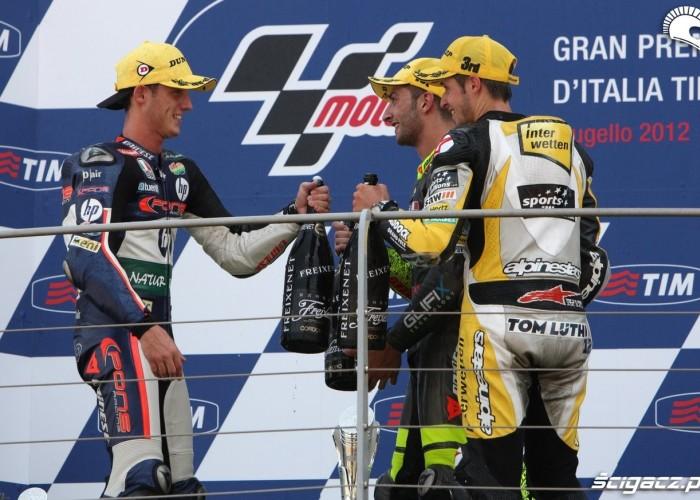 podium moto2