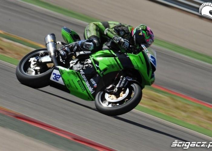 Kawasaki supersport aragon 09