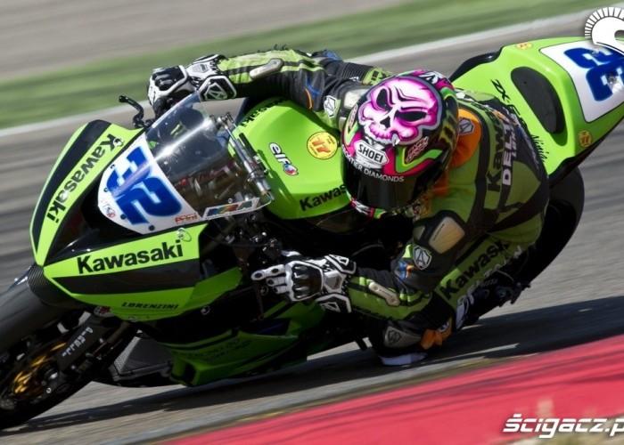 Morais Kawasaki supersport aragon 26