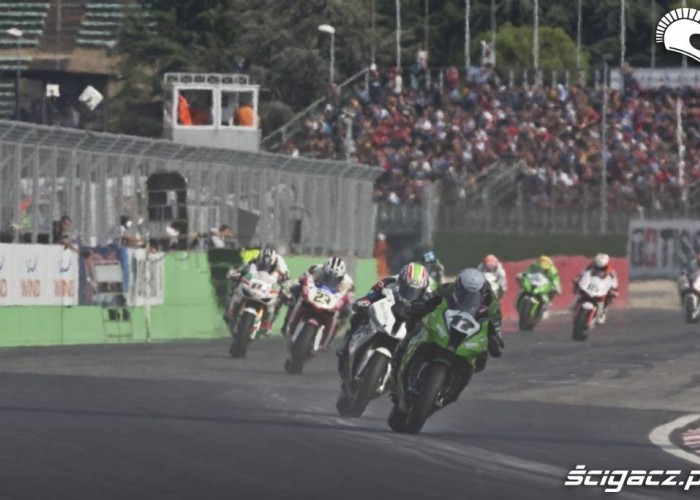 Imola race