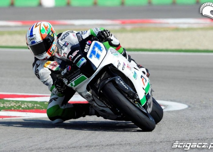 James Ellison na torze