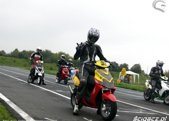Wyscigi Skuterow Lublin 3