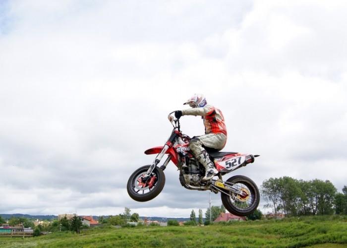 Motopark koszalin Kaczorowski leci