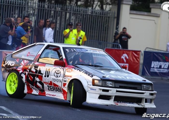 Audi Drift Wyscigi Uliczne Verva Street Racing
