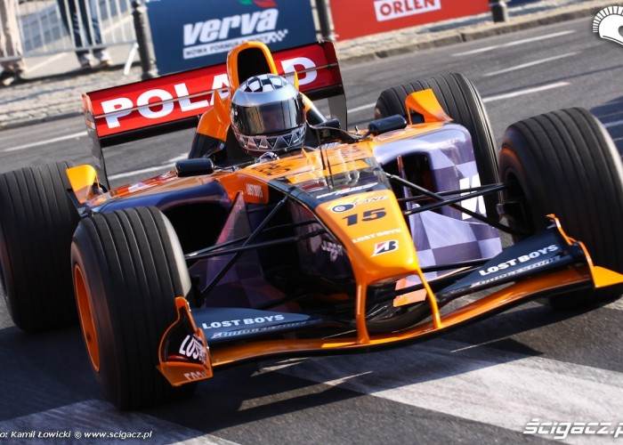 F1 Wyscigi Uliczne Verva Street Racing