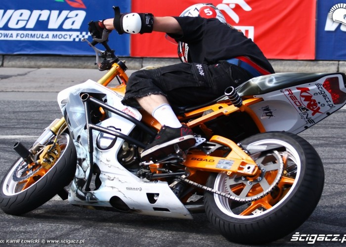 Mok Wyscigi Uliczne Verva Street Racing