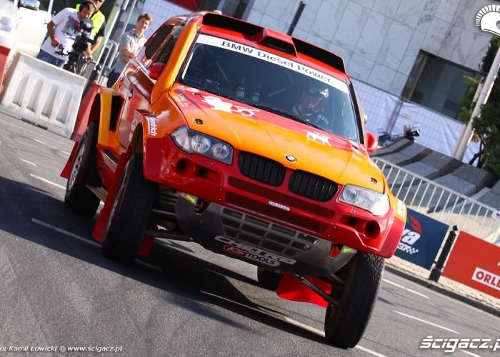 Rajdowe BMW Wyscigi Uliczne Verva Street Racing