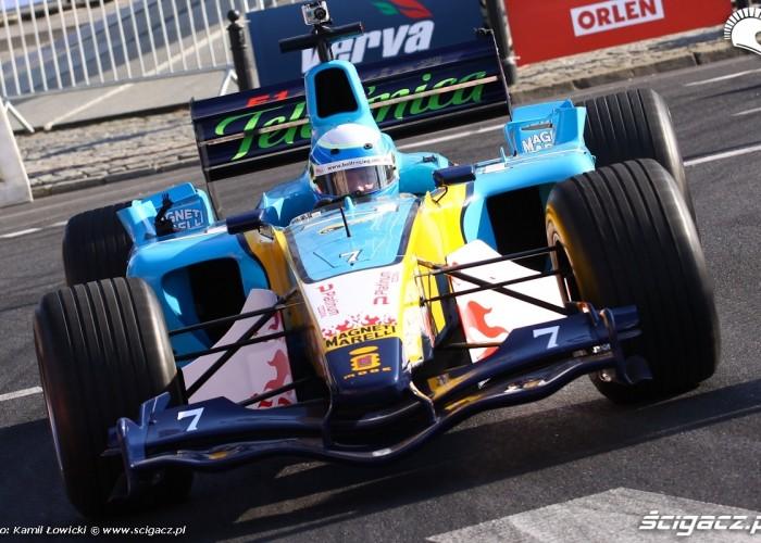 Renault Wyscigi Uliczne Verva Street Racing