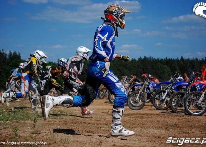 Bieg do motocykli Mistrzostwa Polski