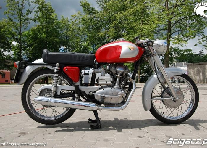 Klasyk Ducati na zlocie