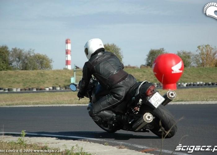 Dzien bezpiecznej jazdy z Honda Tor Lublin 11