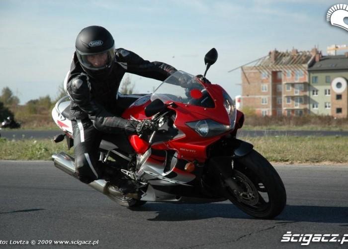 Dzien bezpiecznej jazdy z Honda Tor Lublin 17