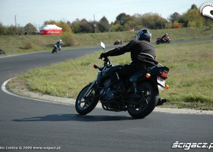 Dzien bezpiecznej jazdy z Honda Tor Lublin 18