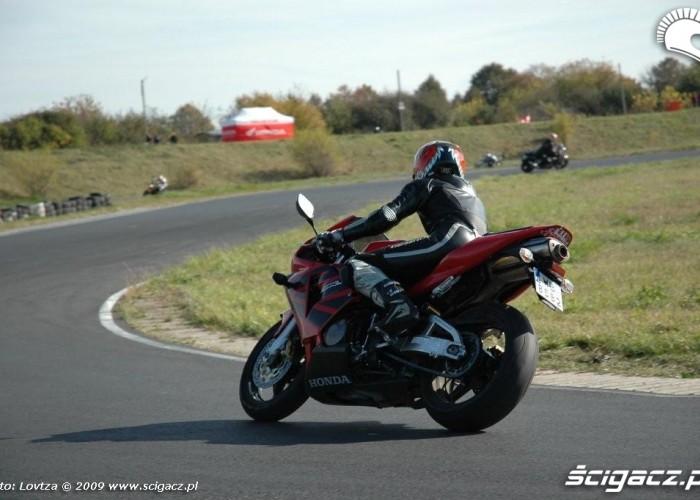 Dzien bezpiecznej jazdy z Honda Tor Lublin 19
