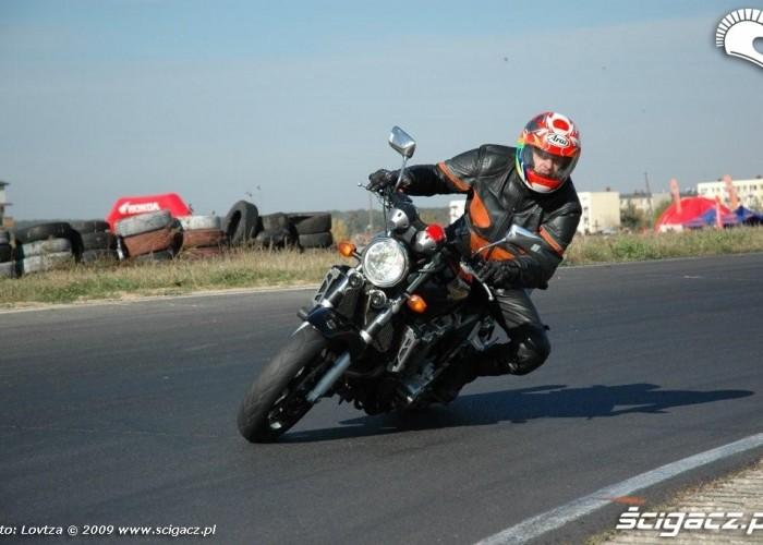 Dzien bezpiecznej jazdy z Honda Tor Lublin 2