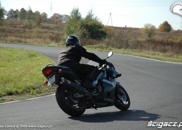 Dzien bezpiecznej jazdy z Honda Tor Lublin 21