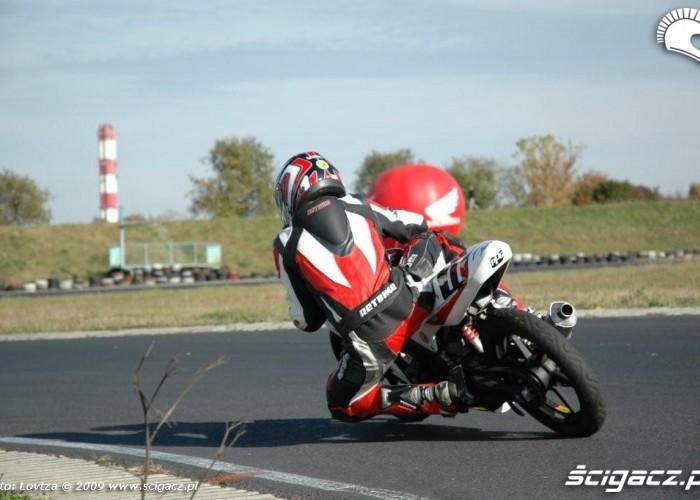Dzien bezpiecznej jazdy z Honda Tor Lublin 6
