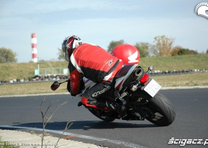 Dzien bezpiecznej jazdy z Honda Tor Lublin 7