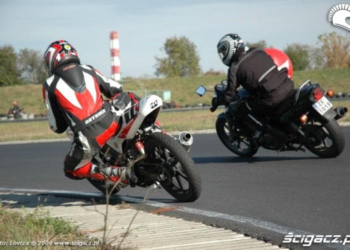 Dzien bezpiecznej jazdy z Honda Tor Lublin 9