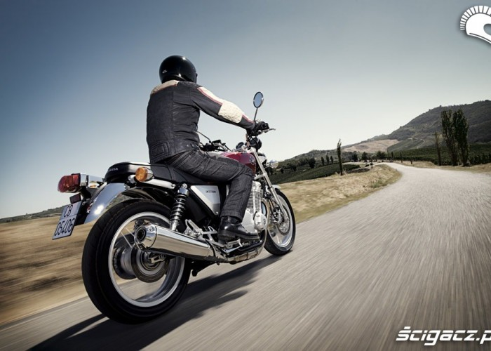 przejazdzka Honda CB1100