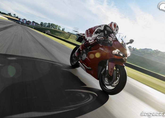 2014 Ducati 899 Panigale tor
