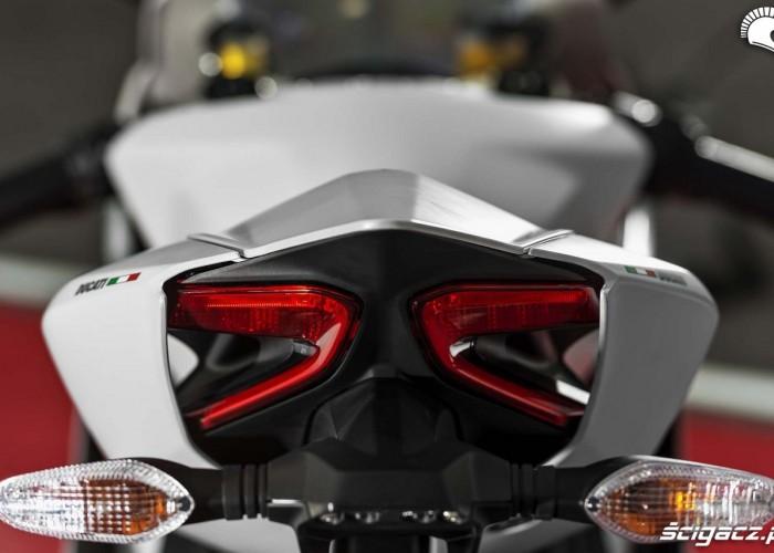 Ducati 899 Panigale tyleczek