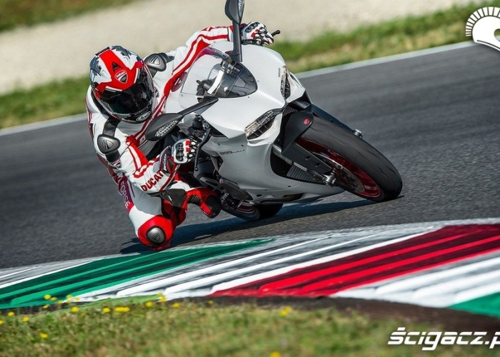 kolano Ducati 899 Panigale