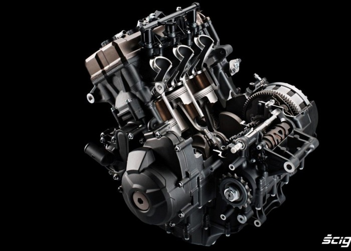 detale budowy silnika