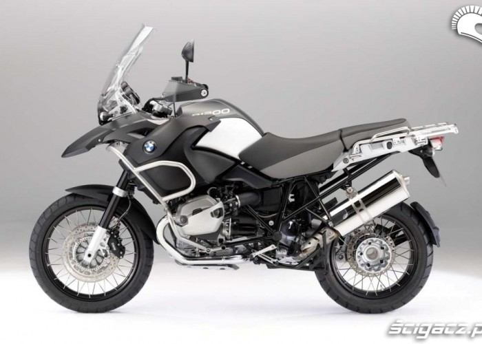 bmw r1200gs 2010 adventure bok