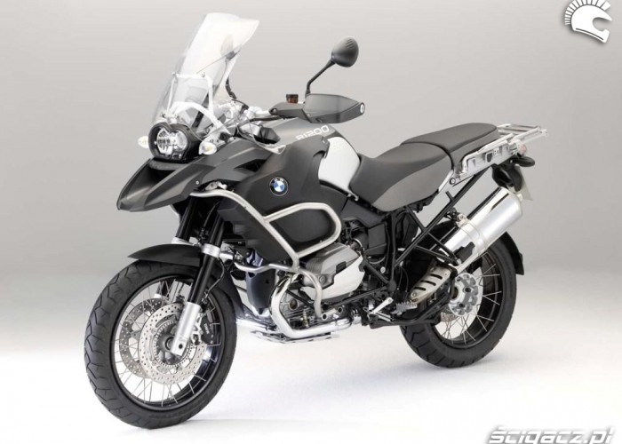 bmw r1200gs 2010 adventure lewy przod