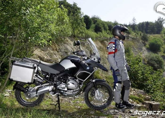 bmw r1200gs 2010 adventure na gorce