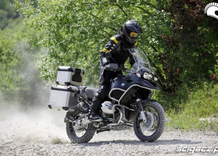 bmw r1200gs 2010 adventure na kamieniach
