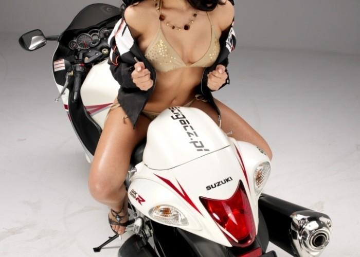 hayabusa-modelka