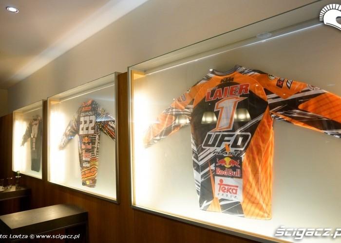 KTM Factory Tour 2013