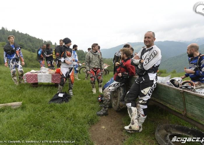 karpaty rumunska wioska