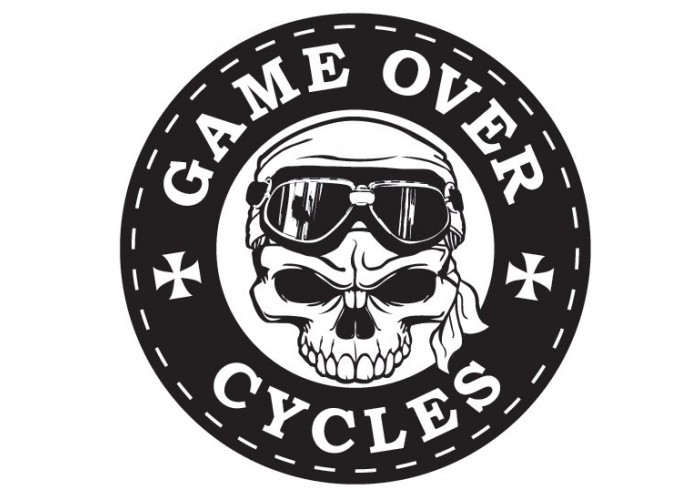 GAME OVER CYCLES logo